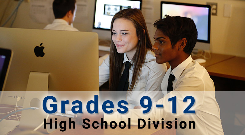 High School Division, Grades 9 to 12